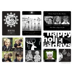Small Crop Of Tiny Prints Christmas Cards