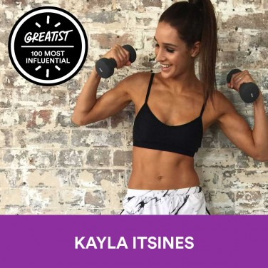 Community shared fitness kayla itsines fandeluxe Gallery