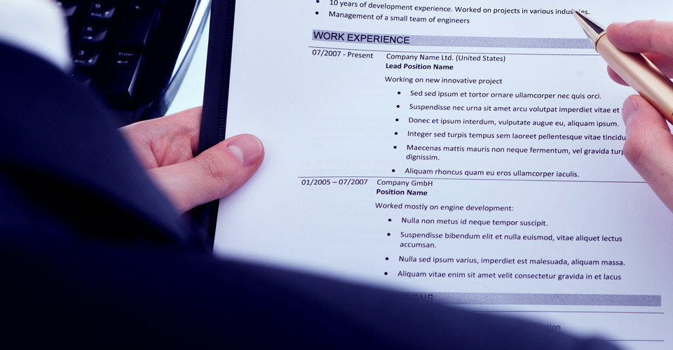 Great Jobs Today - Resume Tips