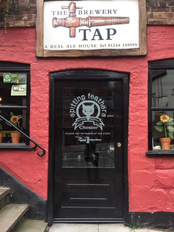 The Brewery Tap - Chester, England