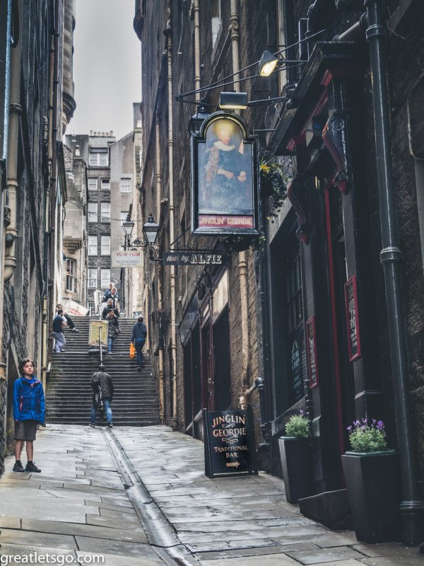 Kasm in Edinburgh