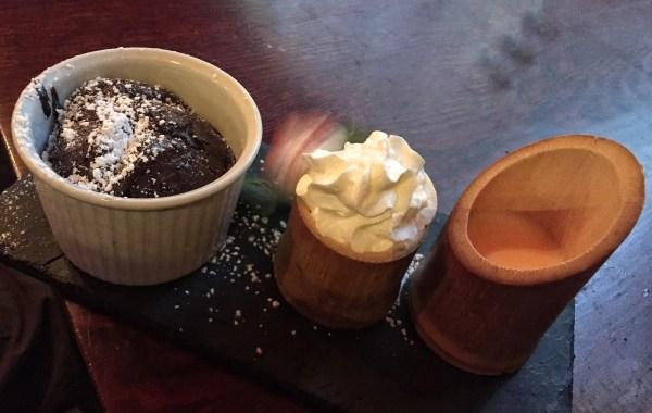 Delicious Dessert @ La Table du Parlement