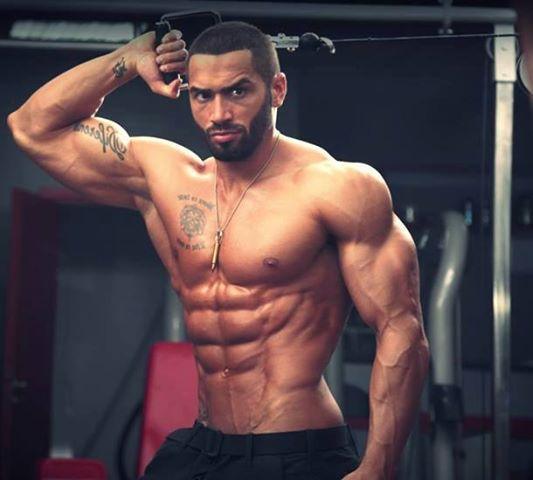 Bodybuilder Wallpaper With Quotes Lazar Angelov 935848 546235405412616 443928892 N Great