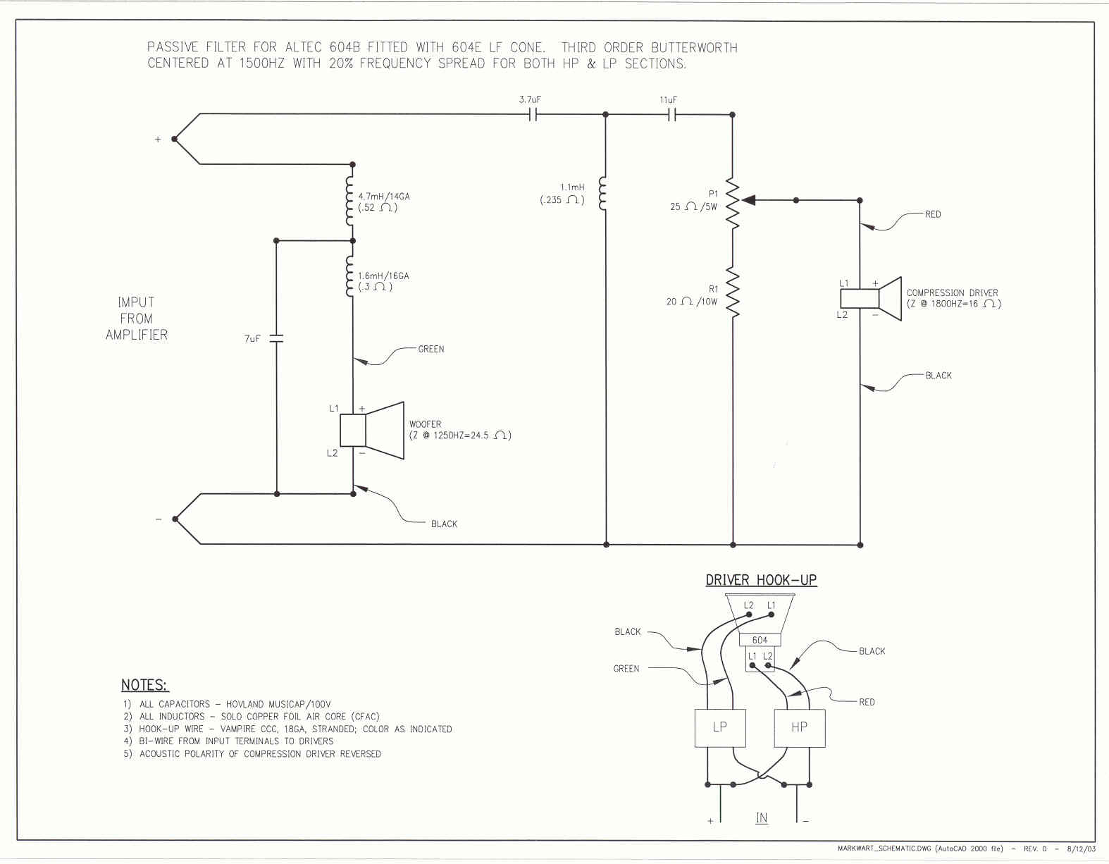 Beautiful Altec Lansing Crossover Wiring Diagram Wire Center