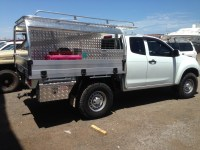 Canopy For Tray Back Ute & Image