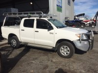 Hilux Roof Racks | Toyota Hilux | Great Racks