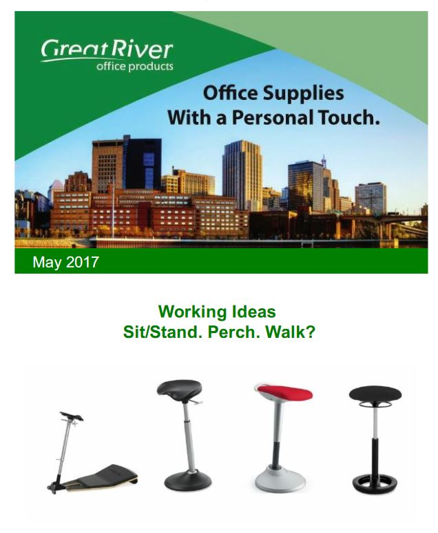 newsletters Great River Office Products