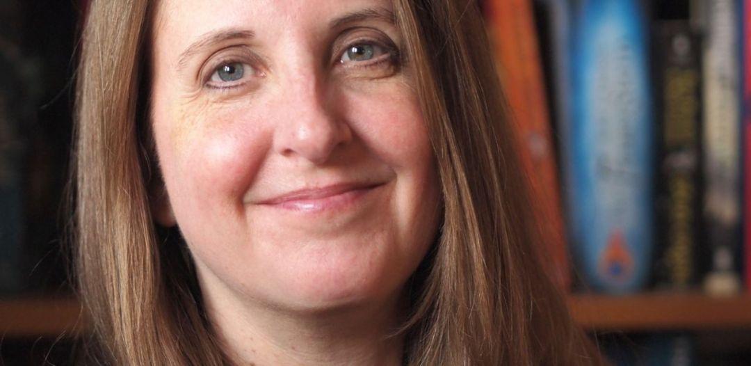 SCBWI Regional Advisor Patti Buff