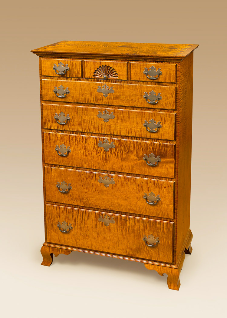 6 Drawer Chest Of Drawers Historical Whitman 6 Drawer Chest