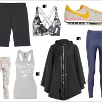 How to do Active Wear as Streetwear