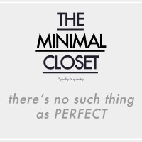 The Minimal Closet : There is No Such Thing as Perfect