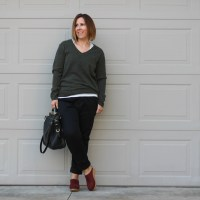Outfit | Everlane Cashmere Review