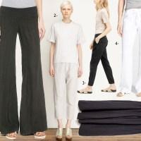 Summer Dressing | Linen Pants