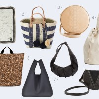 Conscious Closet Challenge | Chic Bags That Aren't Leather