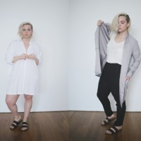 Plus-Size Minimalist Clothing Made in the US