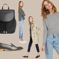 Fall Shopping | Everlane, Inhabit, Organic Undies, 50% off Kowtow