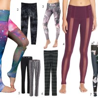 Cool Printed Leggings for Whatever-Wear