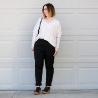 Outfit | Acne Studios Calla Sweater + Hope News Trousers