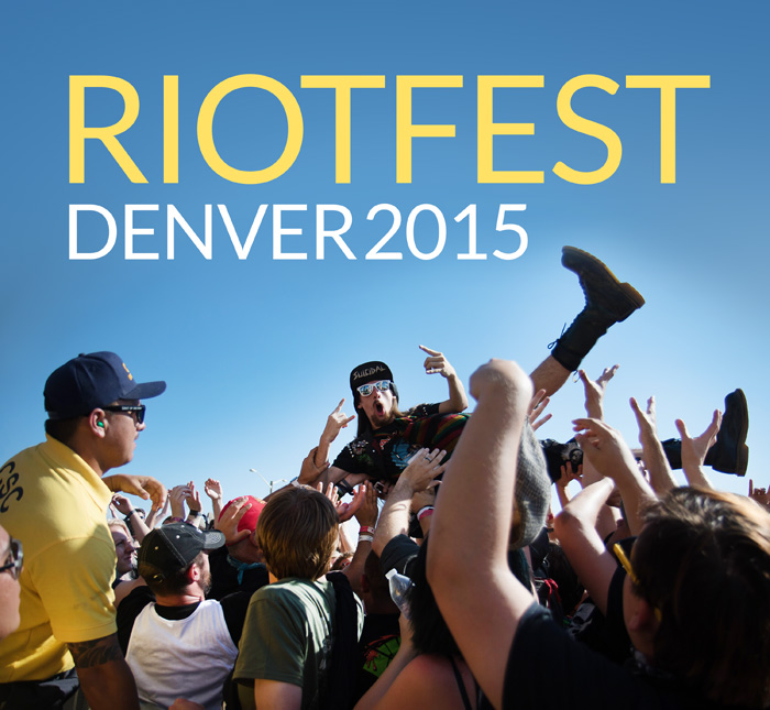 Riot Fest Denver - 2015 Concert Photos