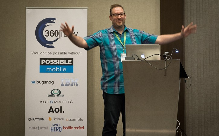 iPhone Developers gather in Denver for the 360 iDev Conference