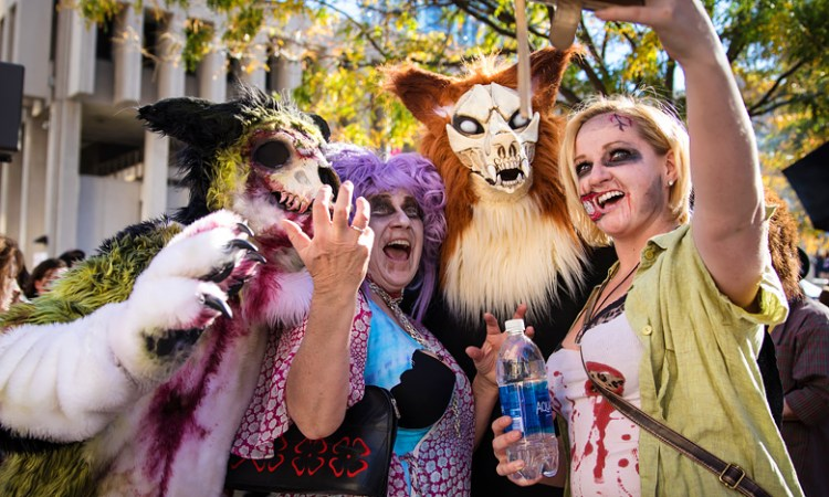 Denver Zombie Crawl returns to 16th Street Mall for Halloween fun in 2016