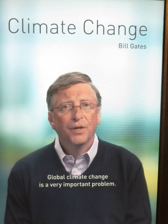 Bill Gates on climate change - Green Blog News Images - Green Blog