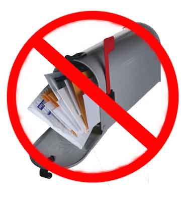 Getting Rid of the Junk in your Trunk-Junk Mail be Gone! - Green-Mom