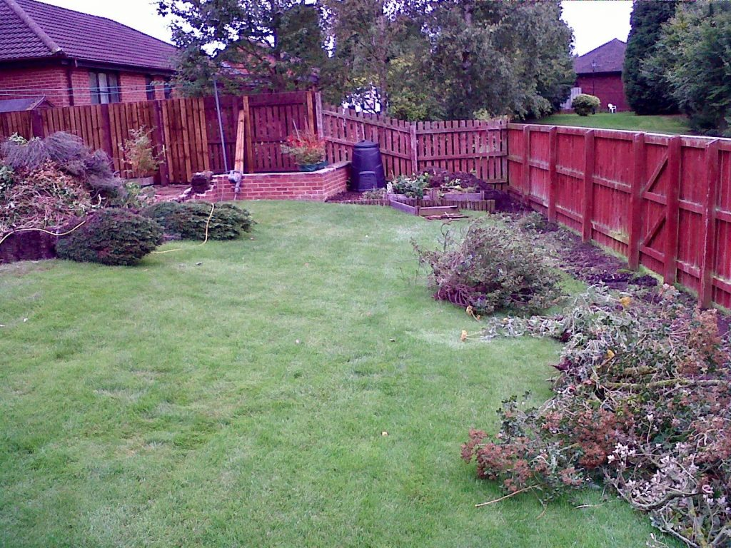 Garden Clearance Stockton Middlesbrough Darlington - Garden Furniture Clearance Middlesbrough