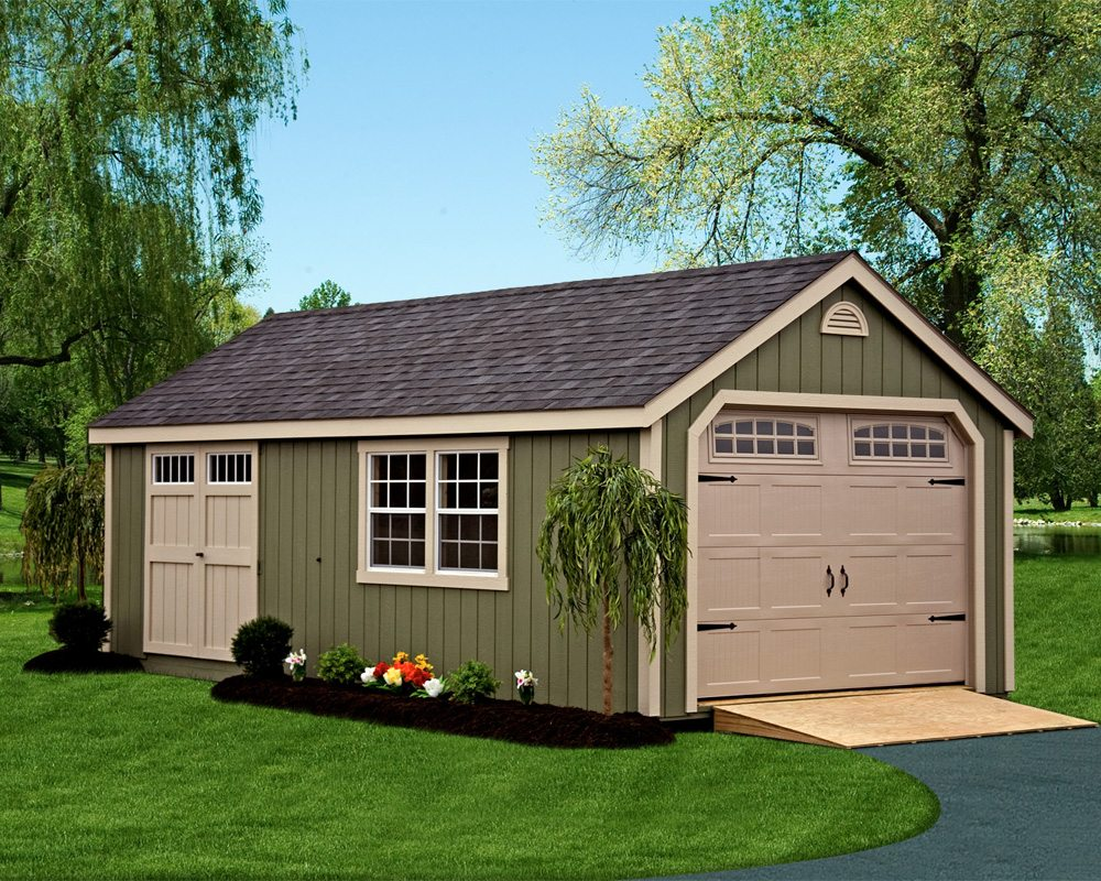 Garage For Rent Easton Pa Deluxe Painted Cape Cod Garages Green Acres In Pa And Nj