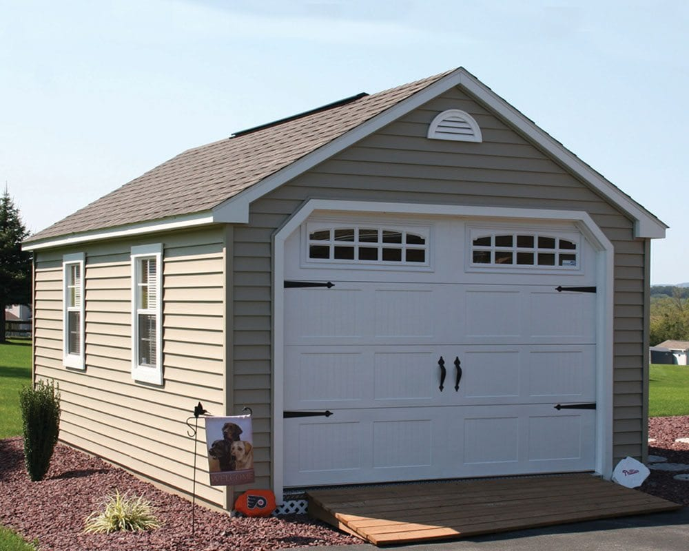 Garage For Rent Easton Pa Deluxe Vinyl Cape Cod Garages Green Acres Outdoor Living
