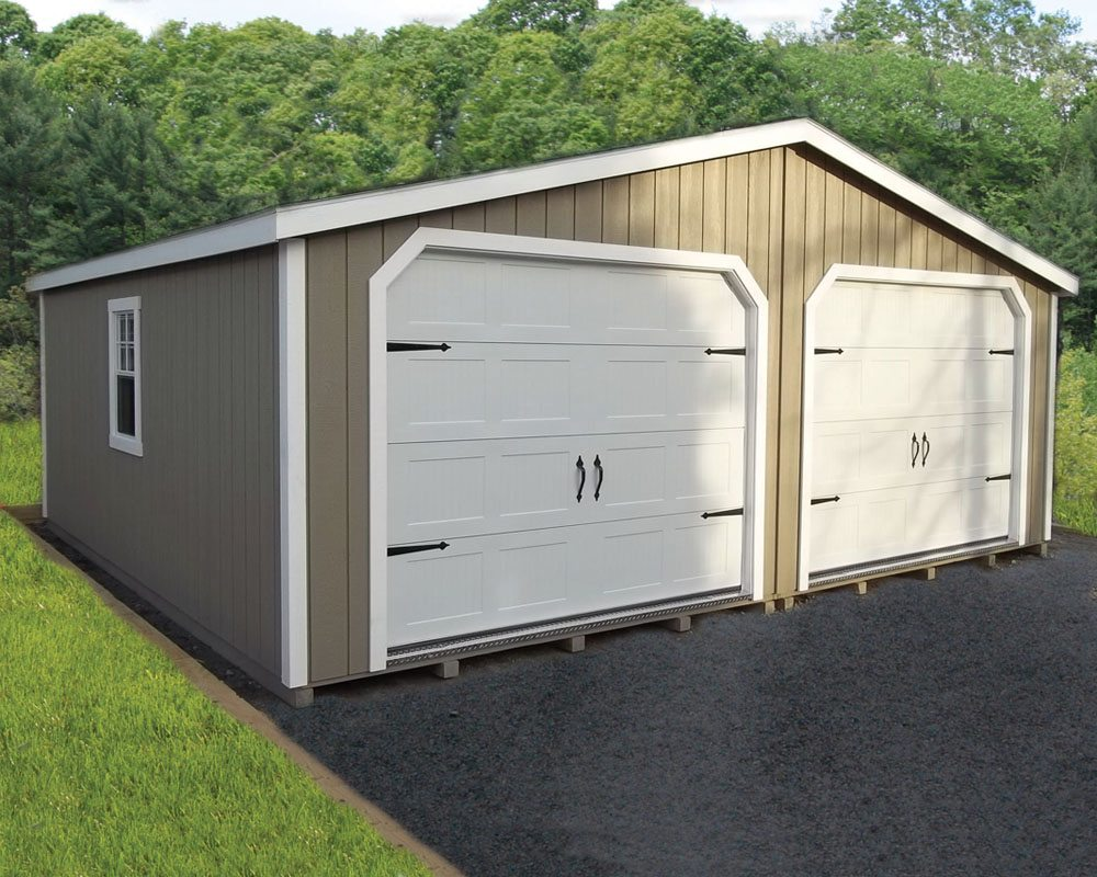 Garage For Rent Easton Pa Deluxe Painted Garages Green Acres Outdoor Living