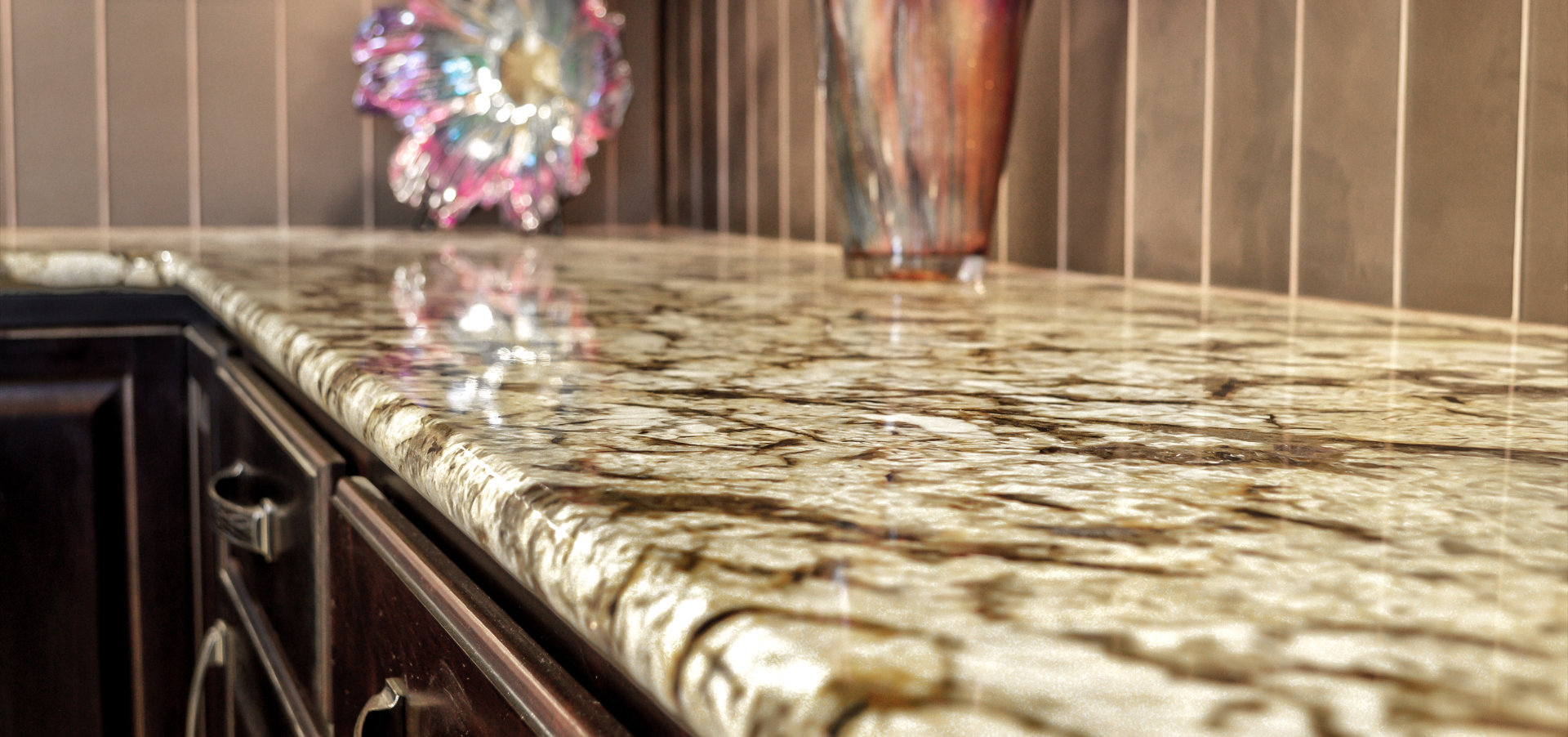 Granite Countertop Edge Finishes Countertop Refinishing