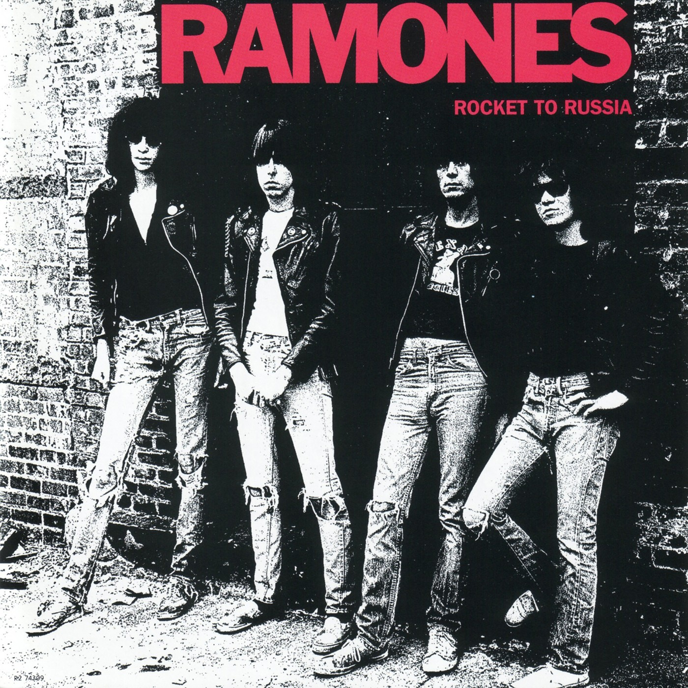 Rock Music Cover Rocket To Russia The Punk Rock Art Of The Ramones Green And
