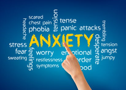 Anxiety and tips for dealing with it! #health