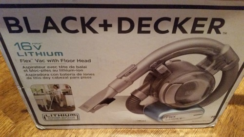 BLACK+DECKER BDH1620FLFH MAX Lithium Flex Vacuum with Stick Vacuum Floor Head