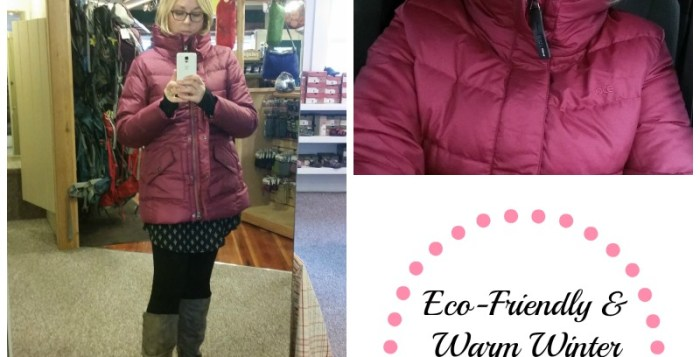 Eco-Friendly & Warm Winter Jacket