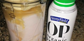 Stonyfield Organic Protein Smoothie