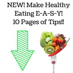 Making Healthy Eating EASY