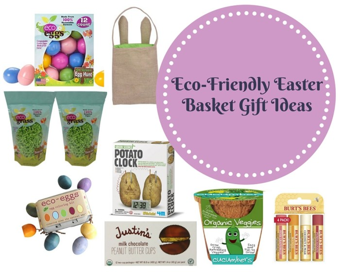 Eco Friendly Easter Basket Gift Ideas