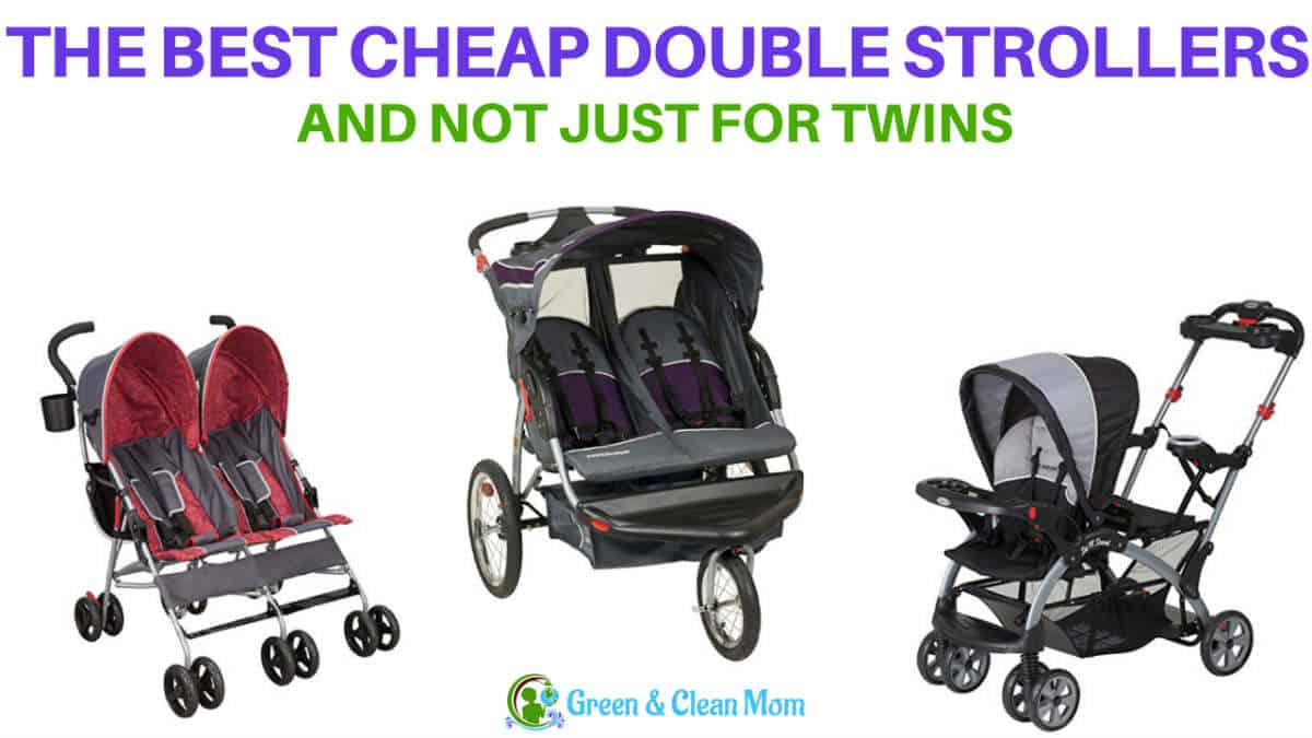 Double Stroller Expensive Best Inexpensive Double Strollers Not Just For Twins