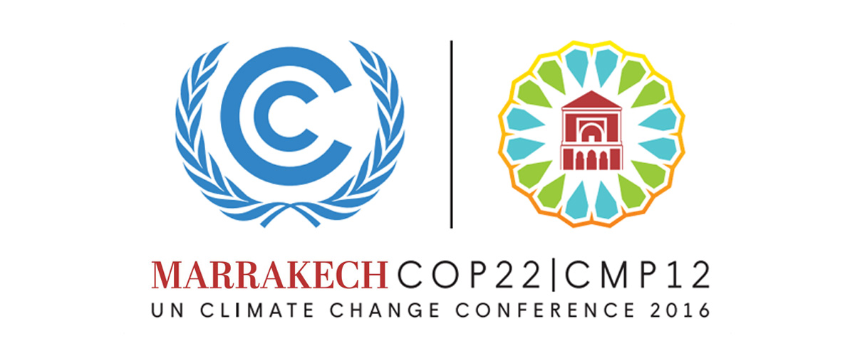 نحو مؤتمر COP22 لتغير المناخ في مراكش