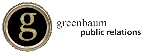 GREENBAUM PUBLIC RELATIONS