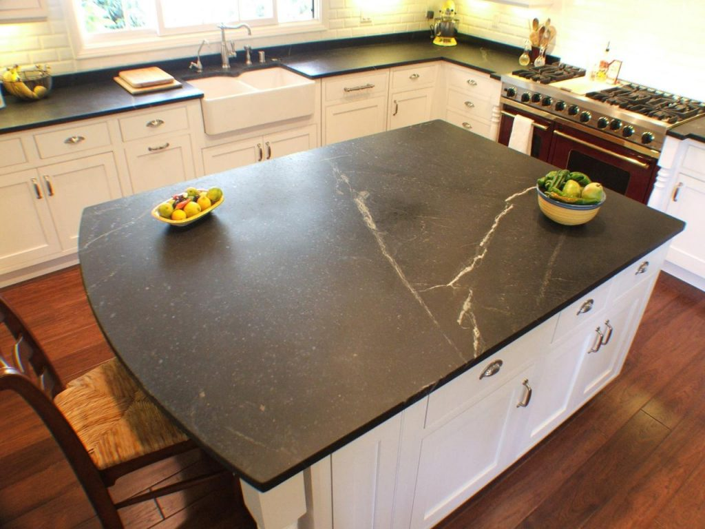 Soapstone Countertop Care Blog Green Bay Custom Cabinets