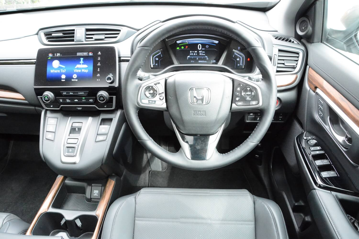 Commercial Vehicle Manufacturers Reviews Honda Cr V Hybrid Awd Ex 2019 Review Greencarguide Co Uk