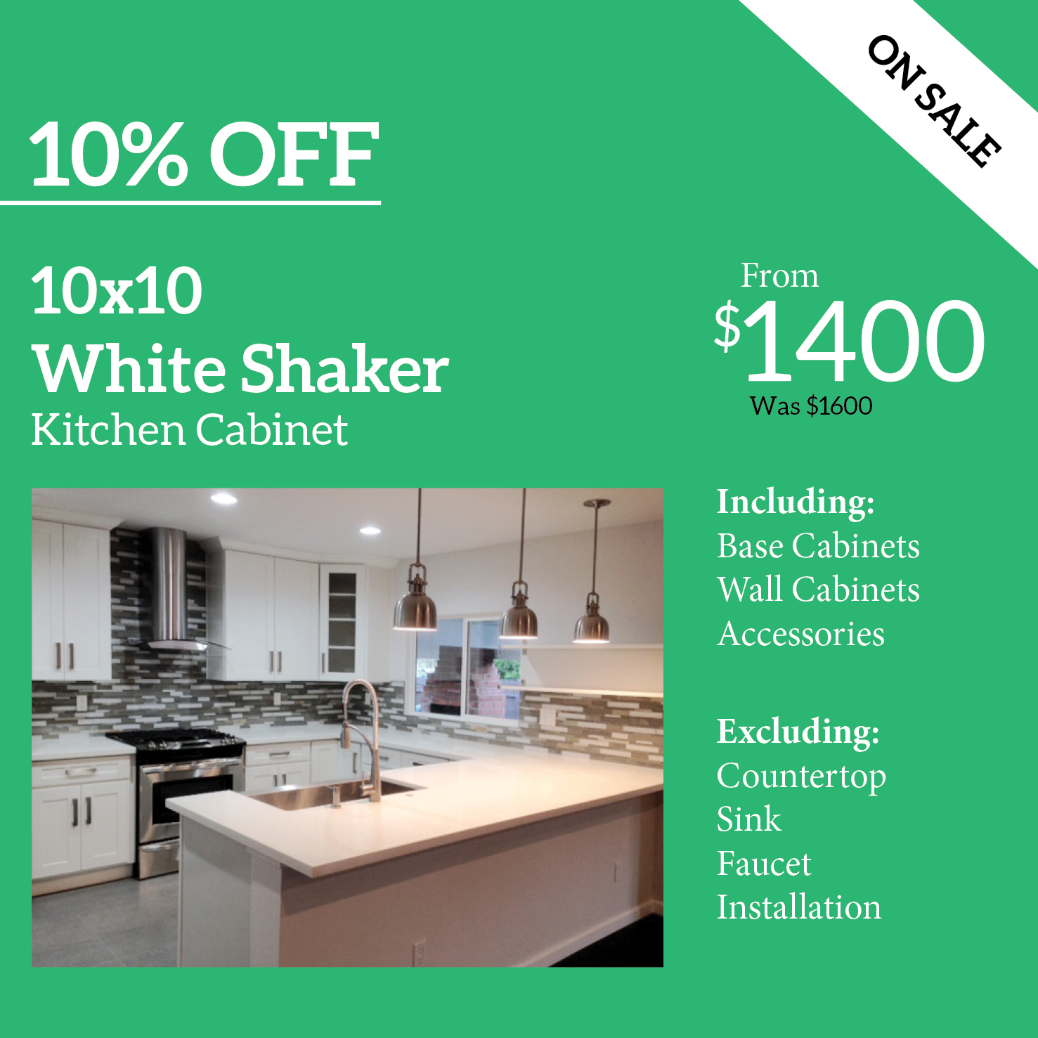 Off White Shaker Cabinets White Shaker Kitchen Cabinet