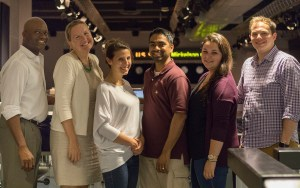 Farewell to the 2016 Greene Team from Coordinators Zachary Dowdy and Cathrine Duffy, and faculty Nicole Siciliano, Wasim Ahmad, Rebecca Anzel and Frank Posillico.