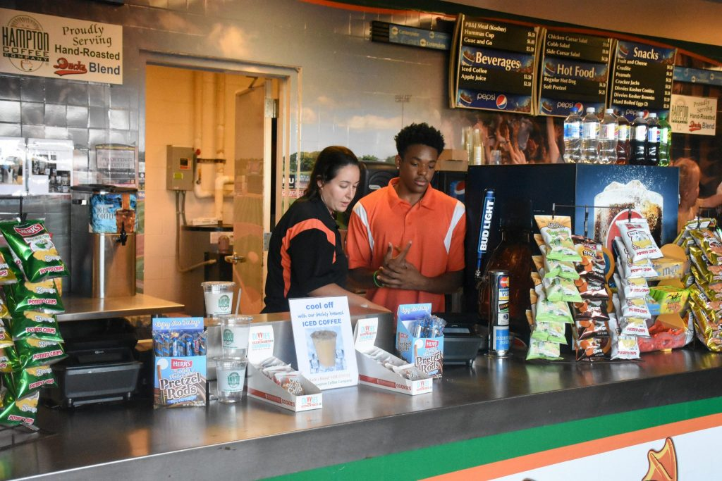 Bethpage Park summer jobs offer variety, community connection
