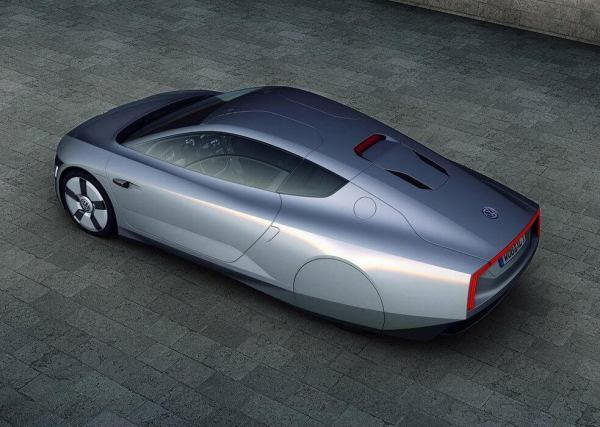 Volkswagen XL1 hybrid concept, mass production in 2013 (06)