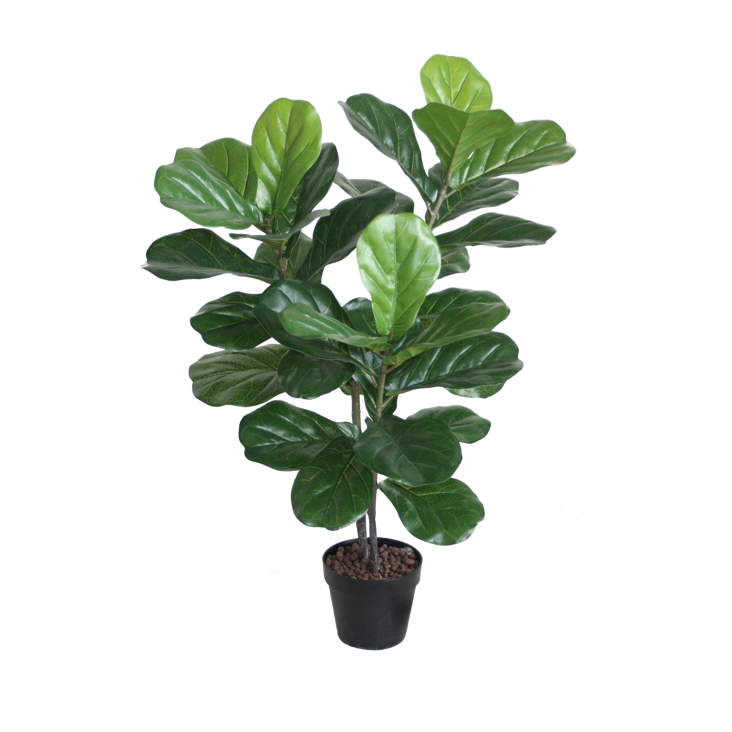 Fiddle Leaf Fig Tree Artificial Fiddle Leaf Fig Tree 1m With 34 Large Leaves