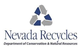 Nevada Recycles DCNR Logo small